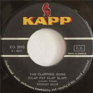 Album Shirley Ellis - The Clapping Song / The Puzzle Song