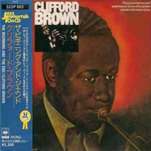 Album Clifford Brown - The Beginning And The End
