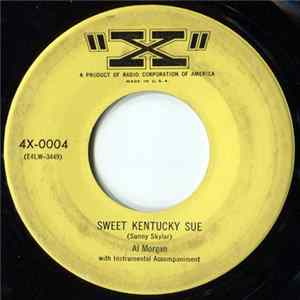 Album Al Morgan - Sweet Kentucky Sue