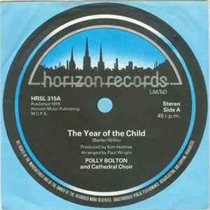 Album Polly Bolton, And Coventry Cathedral Choir - The Year Of The Child / Do You Hear What I Hear