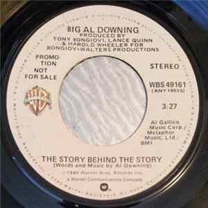 Album Al Downing - The Story Behind the Story
