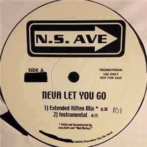 Album N.S.Ave Featuring Tina Moore - Neva Let You Go
