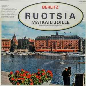 Album Unknown Artist - Ruotsia Matkailijoille / Swedish For Finnish Speakers
