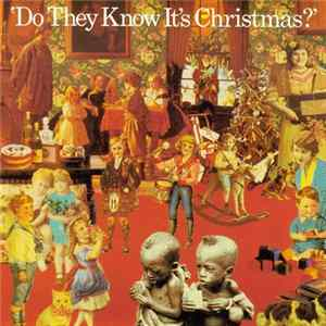 Album Band Aid - Do They Know It's Christmas?